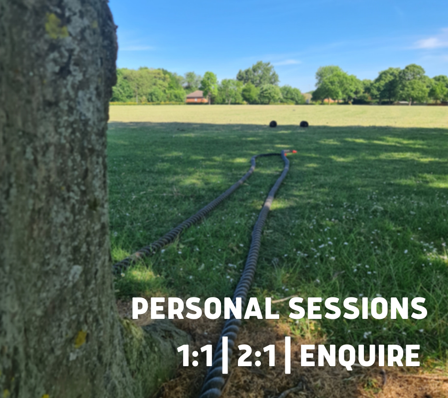 PERSONAL SESSIONS 1 1 2 1 GROUP